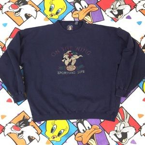 Vintage Duck hunting association crew neck